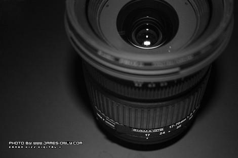 Sigma 17-70 F2.8-4.5 DC Macro 鏡頭