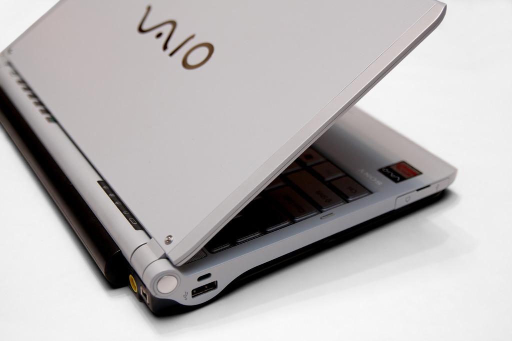 Sony VAIO VGN-TX16TP