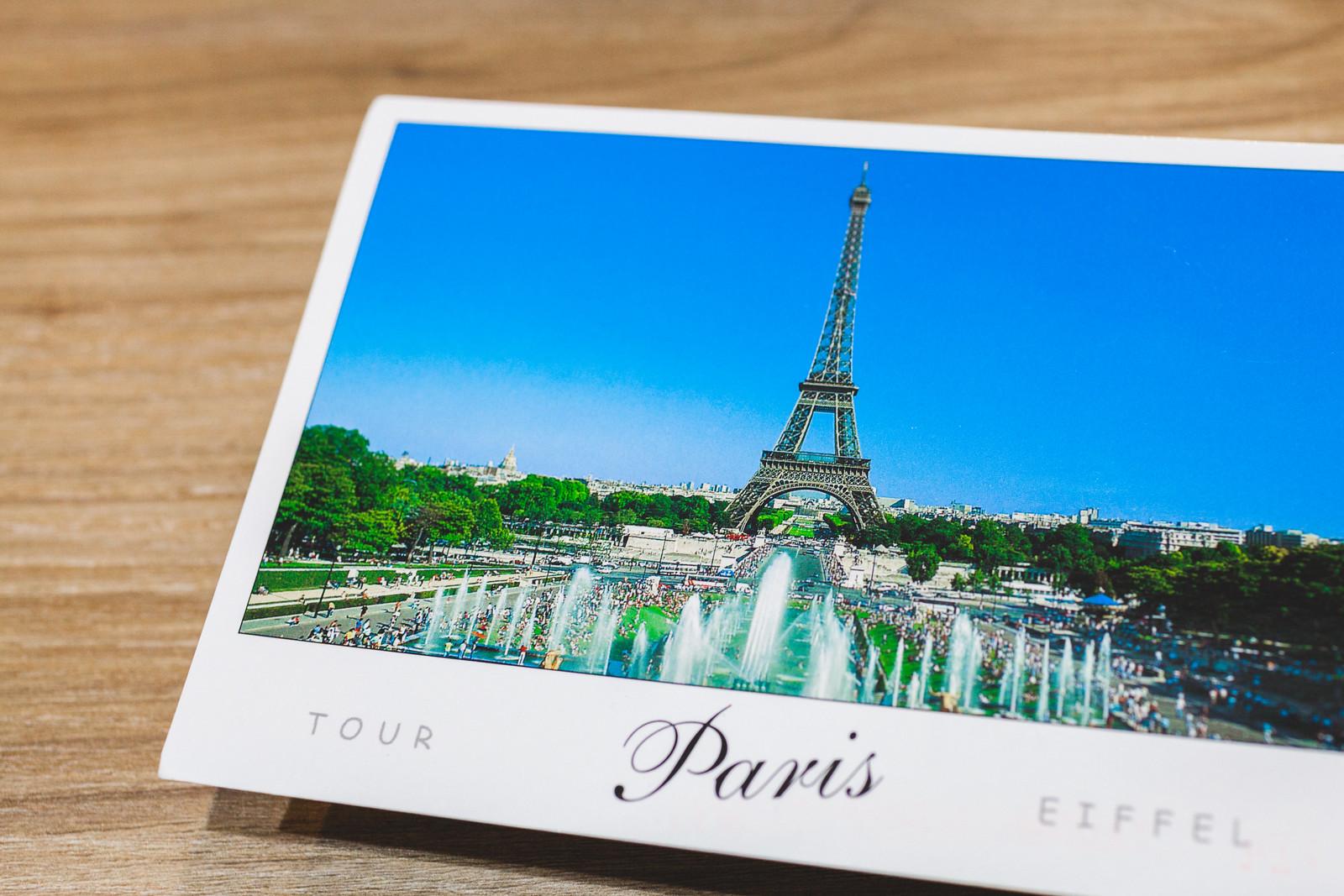 Peggy 與 Tony 的旅遊明信片,又來了。