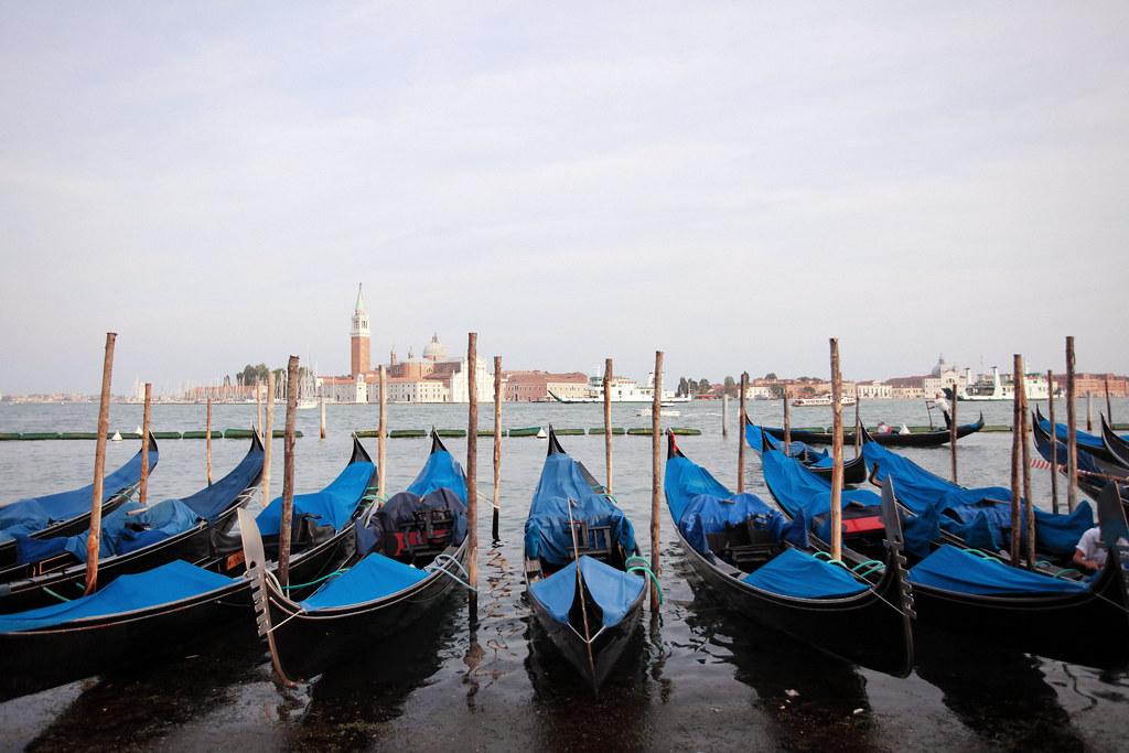 義大利自助旅行 Day 11(浪漫水都.威尼斯)