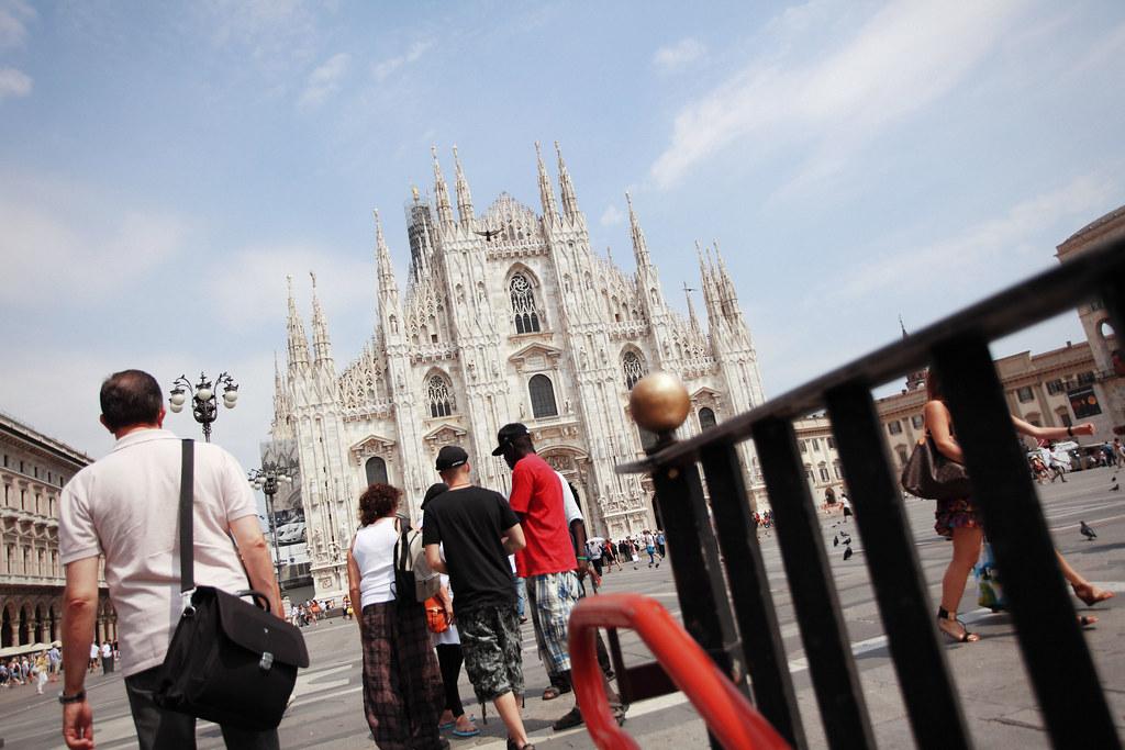 義大利自助旅行 Day 14(時尚與設計之都.米蘭)